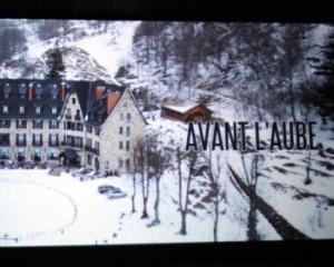 Avant l'aube - Long métrage