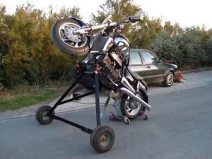 Prestations de préparation de véhicules
