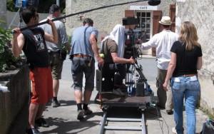 """Sur le tournage de """"La Dune"""""""