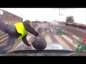 Journée sécurité routière dans une usine Vallourec