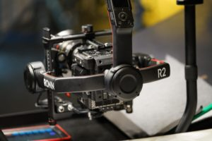 Tête caméra stabilisée Dji Ronin 2